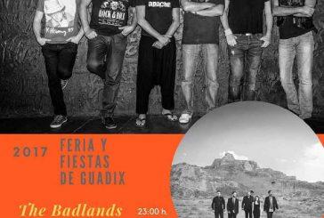 Concierto del Grupo Apache y The Badlands en la Feria de Guadix