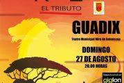 Tributo al Rey león en la Feria y fiestas de Guadix 2017