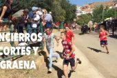 Encierros de toros en Cortes y Graena [Vídeo]