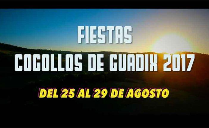 Espectacular vídeo promocional de las Fiestas de Cogollos de Guadix 2017 #OleCogollos