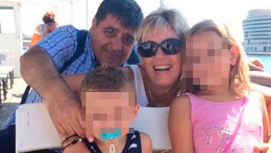 Francisco Lopez victima del yihadismo