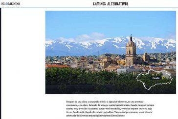 Guadix una de las 7 maravillas desconocidas de España según EL MUNDO