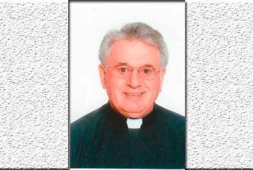 Ha fallecido el padre Brian Stenson, que ejerció su ministerio en Baza, Huéscar, Guadix, Hernán Valle y Marchal