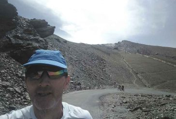 El accitano Manuel Romero participa en la XXXIII Subida internacional al Pico Veleta