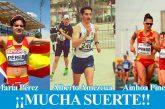 Atletas accitanos y formados en Guadix en el mundial de atletismo