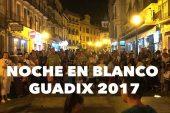 La noche en blanco de Guadix 2017
