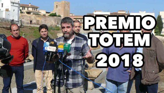Premio Tótem Ciudad de Guadix