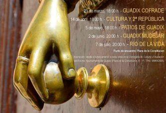 """Pasea Guadix el próximo 2 de junio con el """"Guadix Mudéjar"""""""