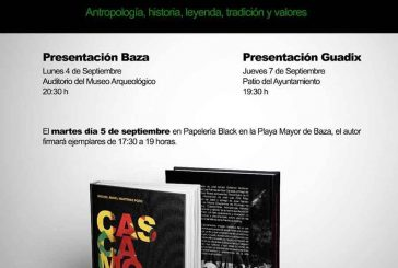 """Presentación del libro """"Cascamorras"""""""