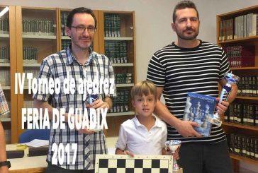 José Miguel Espigares se proclama campeón del IV Torneo de la Feria y fiestas de Guadix 2017