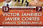Fiestas en Diezma con gran cartel taurino