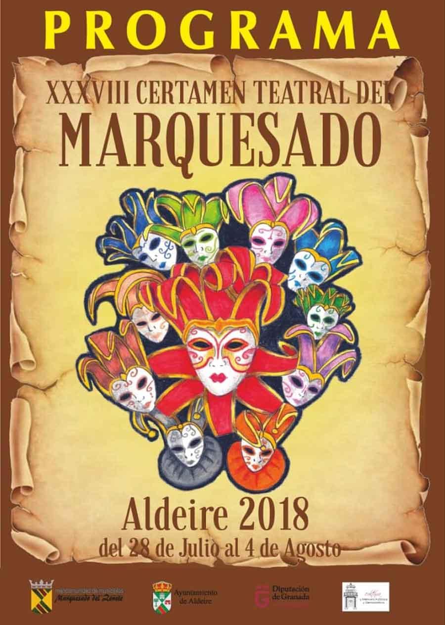 Certamen teatral del Marquesado