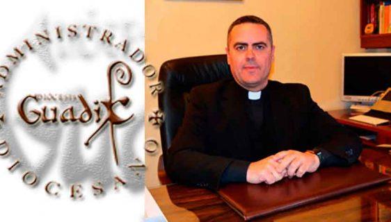 Administrador diocesano Guadix