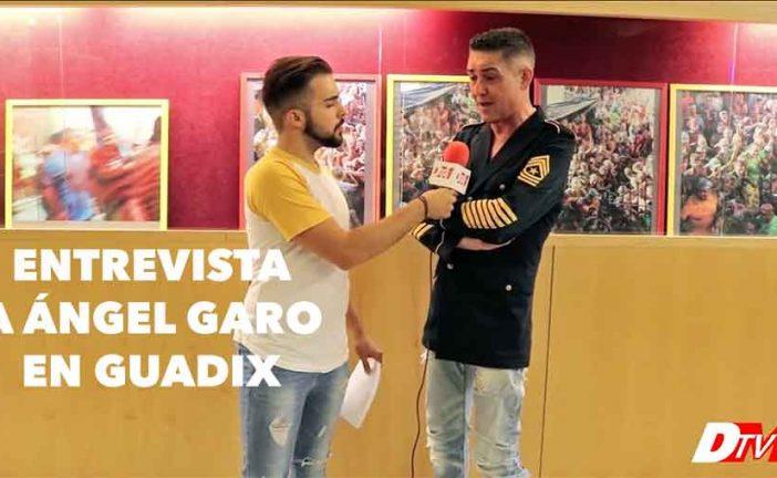 Ángel Garó habla de Guadix en su entrevista para David Molero TV