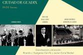 Gran concierto de clausura del curso de Especialidades Instrumentales el 8 de octubre