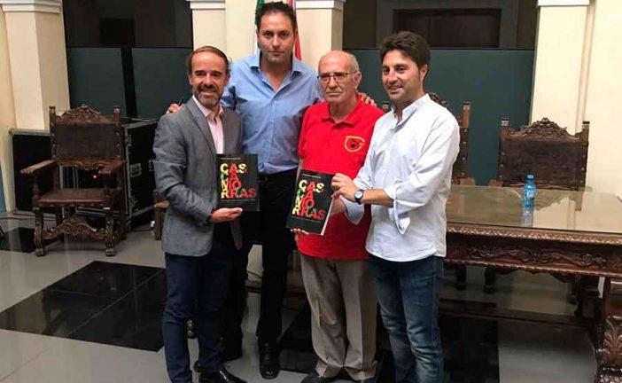 Guadix presenta el libro sobre Cascamorras de Martínez Pozo