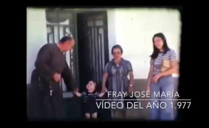 Hermanos fossores y el tributo a Leandro Bermejo Casas de su hija [Vídeo del año 1.977]