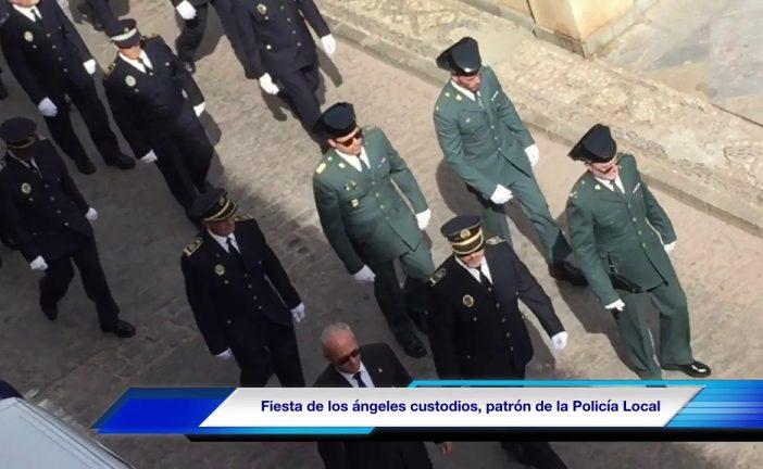 2 de Octubre Festividad de los ángeles custodios patrones de los cuerpos de seguridad del estado[Vídeo]