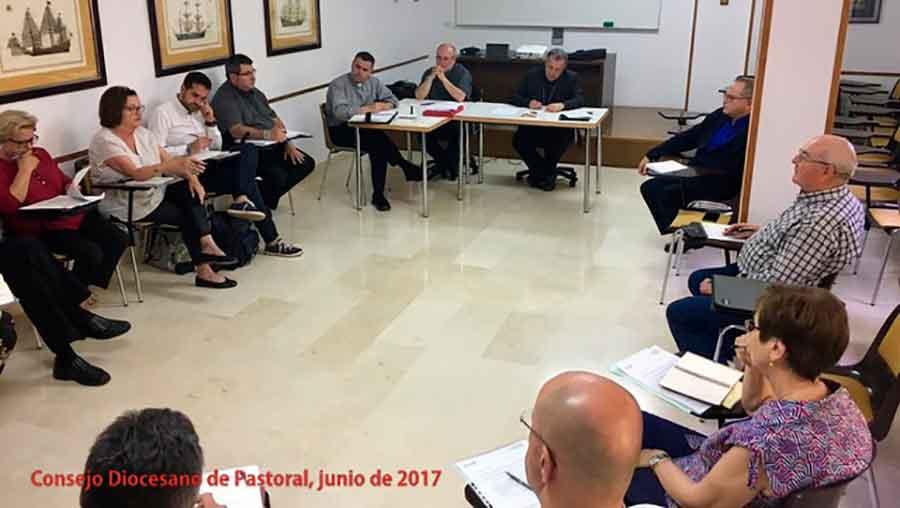 Consejo diocesano pastoral