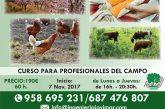 Curso sobre agricultura ecológica en JOVIMAR