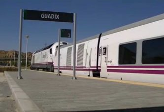 El PSOE de Guadix apoya la recuperación de la línea férrea Guadix-Almanzora-Lorca