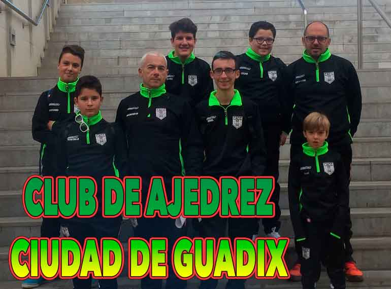 Club de ajedrez Ciudad de Guadix