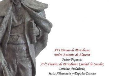 Premio de periodismo Pedro Antonio de Alarcón de Guadix se entrega este sábado a Pedro Piqueras