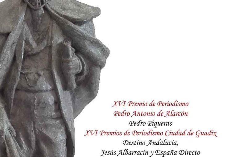 Premios de periodismo Guadix