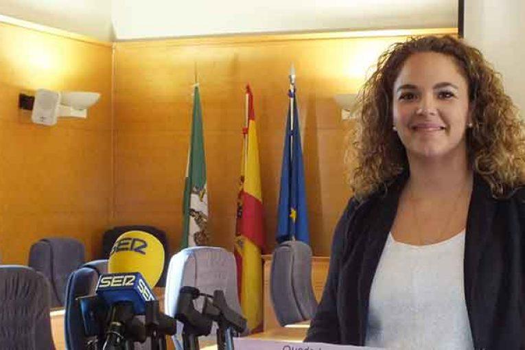 Rosi Requena concejala participación ciudadana