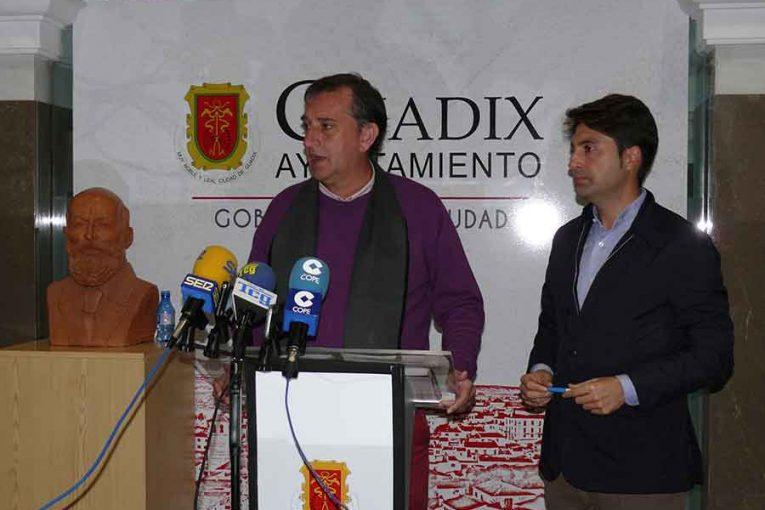 Zona azul Guadix