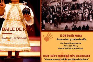 Baile de Rifa y anuncio oficial del Cascamorras 2018