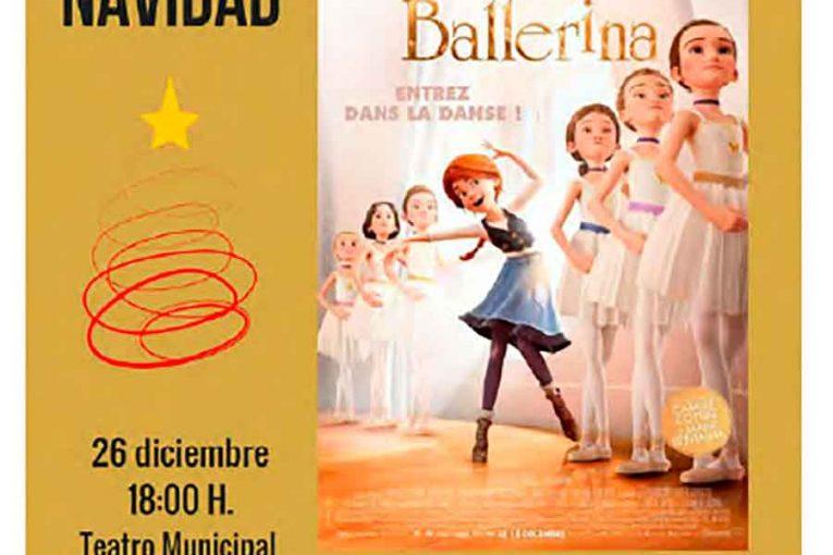 """Cine en Navidad Guadix: """"Ballerina"""""""