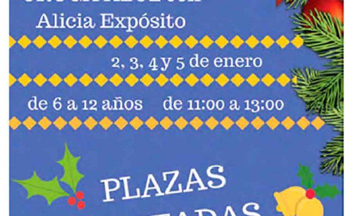 Talleres de Navidad en la Biblioteca de Guadix
