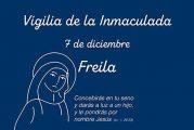 La Vigilia Diocesana de la Inmaculada será este año en Freila