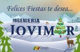 JOVIMAR les desea Feliz Navidad