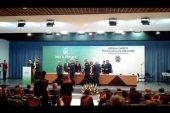 Los Policías Locales de Guadix Juan Antonio Escudero y Antonio David León reciben en Sevilla la Orden al Mérito de la Policía Local de Andalucía