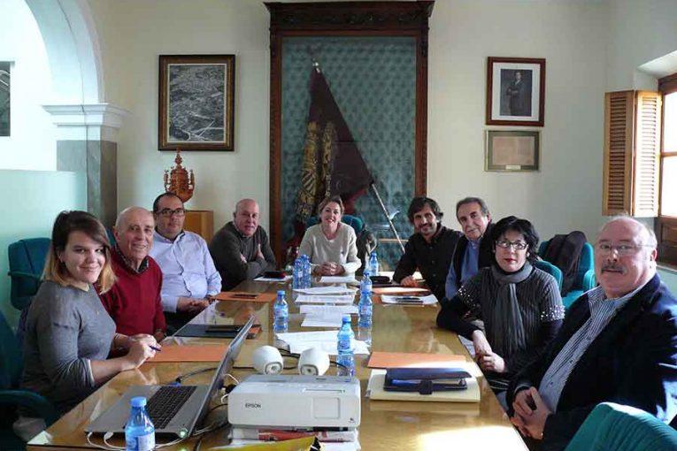 Jurado premios periodismo Ciudad de Guadix