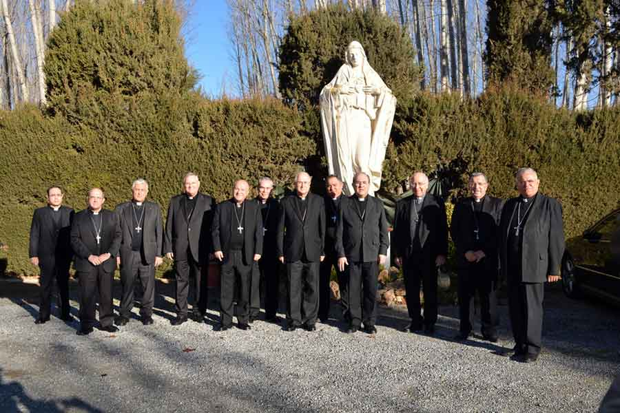 Obispos del sur