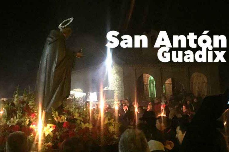 San Antón Guadix