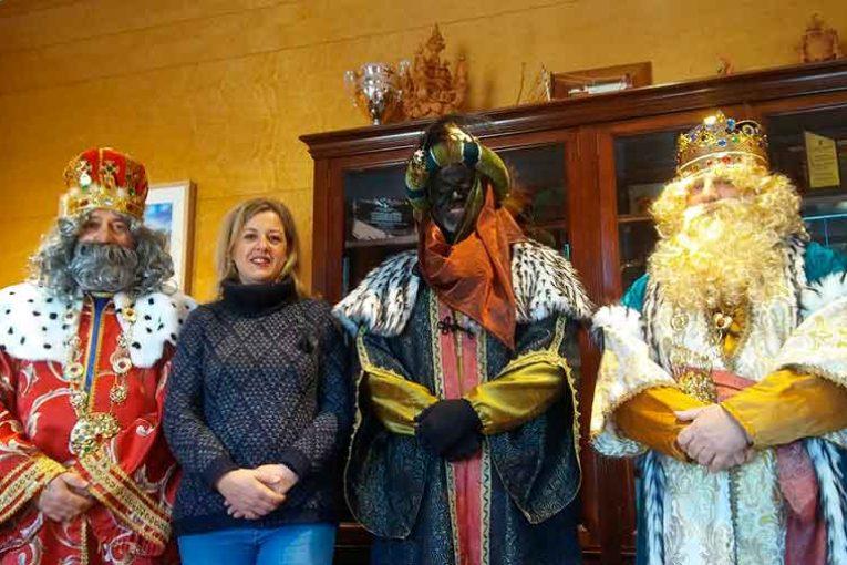 Reyes magos Guadix 2018