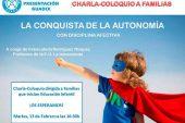 Interesantísima charla coloquio para padres y madres de niños de 2 y 3 años de Guadix y comarca