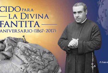 La Divina Infantita de Guadix clausura el 150 aniversario del nacimiento de su fundador
