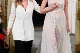 """Éxito de Eliz Smis en la presentación de su colección """"Fleur de LIs"""" en Atelier Couture 2018"""