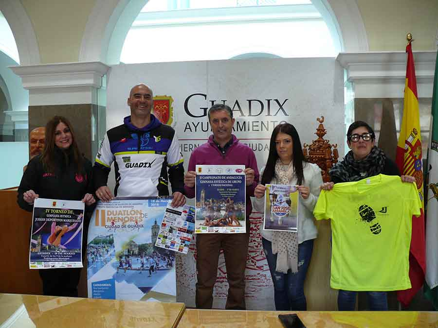 Eventos deportivos en Guadix