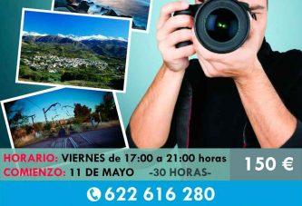 Curso de Iniciación a la Fotografía Digital en JOVIMAR