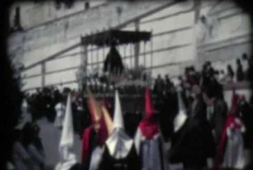 [Vídeo] Semana Santa 1975: Domingo de Ramos y Viernes Santo en Guadix hace 43 años  #SSantaGuadix