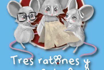 """Presentación del libro """"Tres ratones y una Catedral. La gran aventura"""" de la accitana Adely Madrid"""
