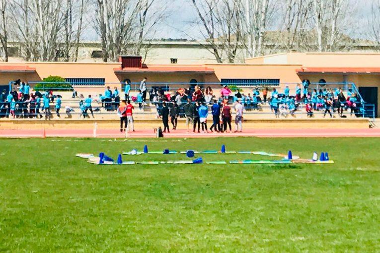 Concentraccion deportiva Guadix