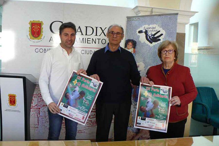 Feria mas que solidaria Solidaridad Honduras