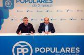 """El PP exige a Entrena que las """"cuitas internas"""" y """"vendettas"""" del PSOE no perjudiquen ni a la provincia ni a Guadix"""